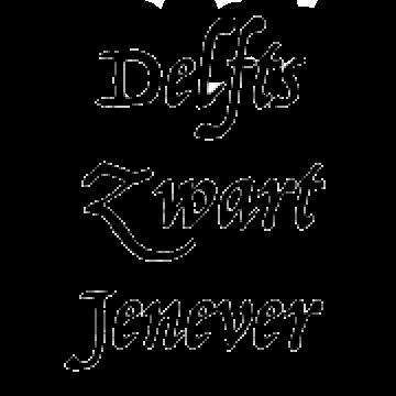 Delfts Zwart